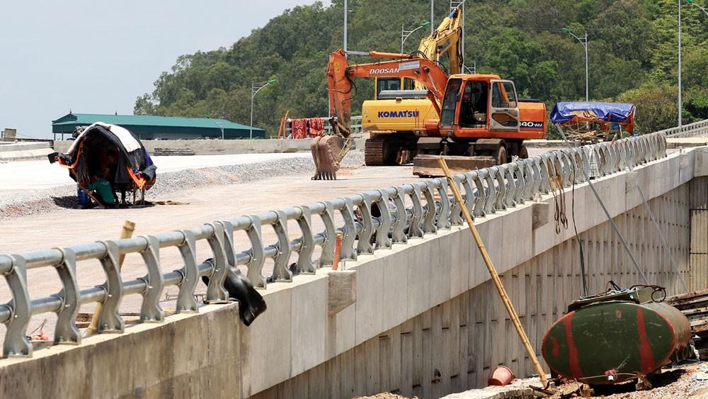 Gói thầu số 20 được triển khai tại tỉnh Bạc Liêu, trong đó có xây dựng một đoạn đường và 4 cây cầu. Ảnh minh họa: Nhã Chi