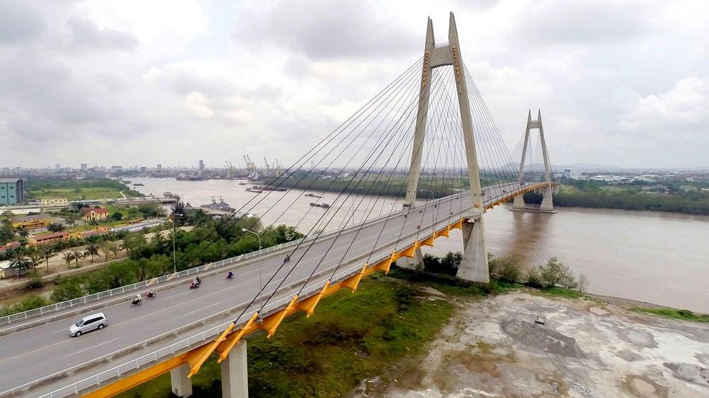 Dự án Đầu tư xây dựng nút giao Nam cầu Bính đang lựa chọn nhà thầu xây lắp các hạng mục công trình nút giao và di chuyển hạ tầng kỹ thuật. Ảnh: Hiếu Nguyễn