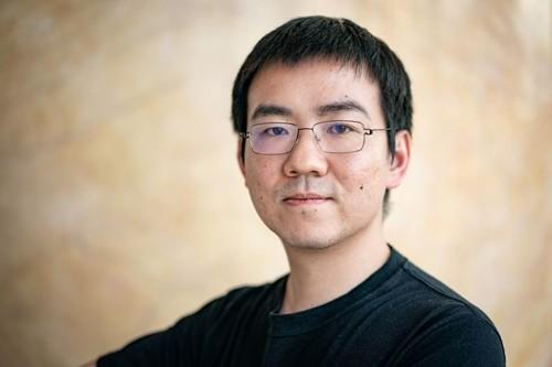 Đồng sáng lập Bitmain - Jihan Wu. Ảnh:Bloomberg
