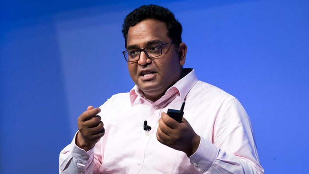 Vijay Shekhar Sharma - Ảnh: Getty Images.