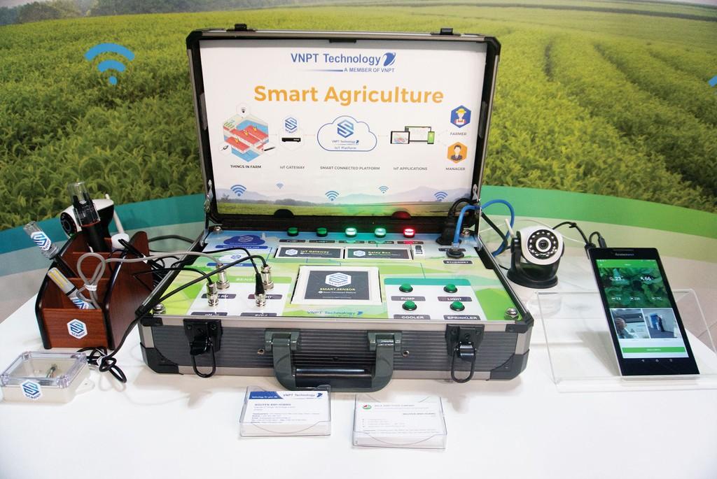 Giải pháp Nông nghiệp thông minh của VNPT Technology là một giải pháp hoàn chỉnh, với đầy đủ các tính năng phục vụ được cho cả lĩnh vực trồng trọt và chăn nuôi