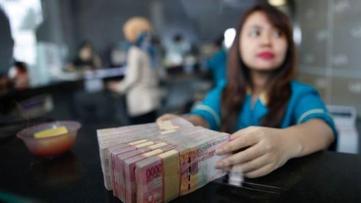 Đồng Rupiah của Indonesia đã giảm giá mạnh ngày 31/8 - Ảnh: Reuters/CNBC.