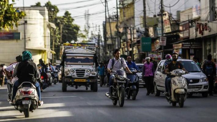 Quý 2/2018, tăng trưởng GDP của Ấn Độ đạt 8,2% - Ảnh: Getty Images.