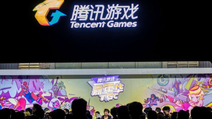 Theo ước tính, Tencent chiếm khoảng 42% thị trường game di động Trung Quốc trong năm 2017 - Ảnh: Reuters.