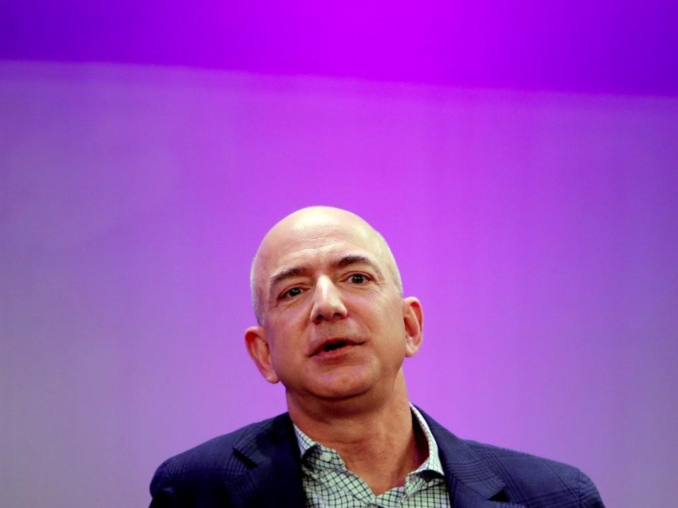Cuộc sống thường ngày của người giàu có nhất hành tinh Jeff Bezos - ảnh 11