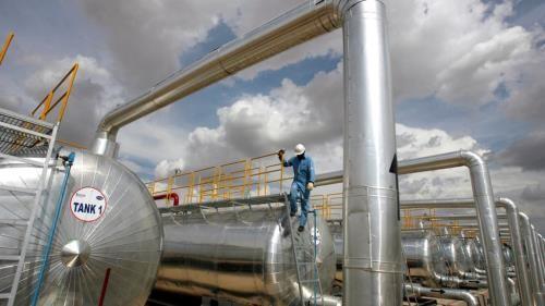 Giá dầu thế giới ngày 10/9 biến động trái chiều. Ảnh: Reuters