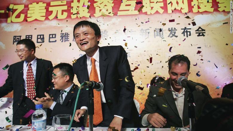 Con đường từ giáo viên tiếng anh đến tỷ phủ công nghệ của Jack Ma - ảnh 2