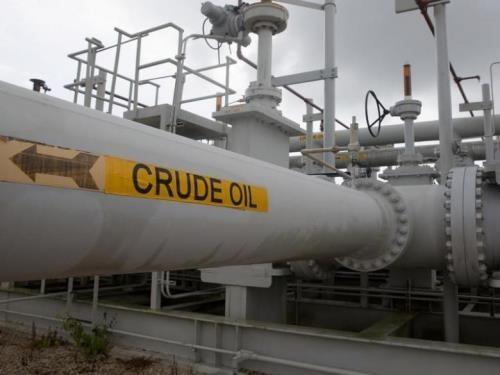 Giá dầu Brent tăng vượt 80 USD/thùng phiên 12/9. Ảnh: Reuters
