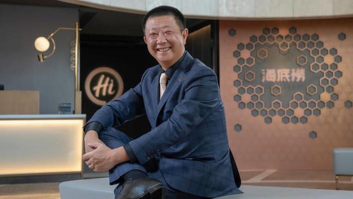 Ông Zhang Yong - đồng sáng lập, chủ tịch của Haidilao International Holding - Ảnh: Forbes.