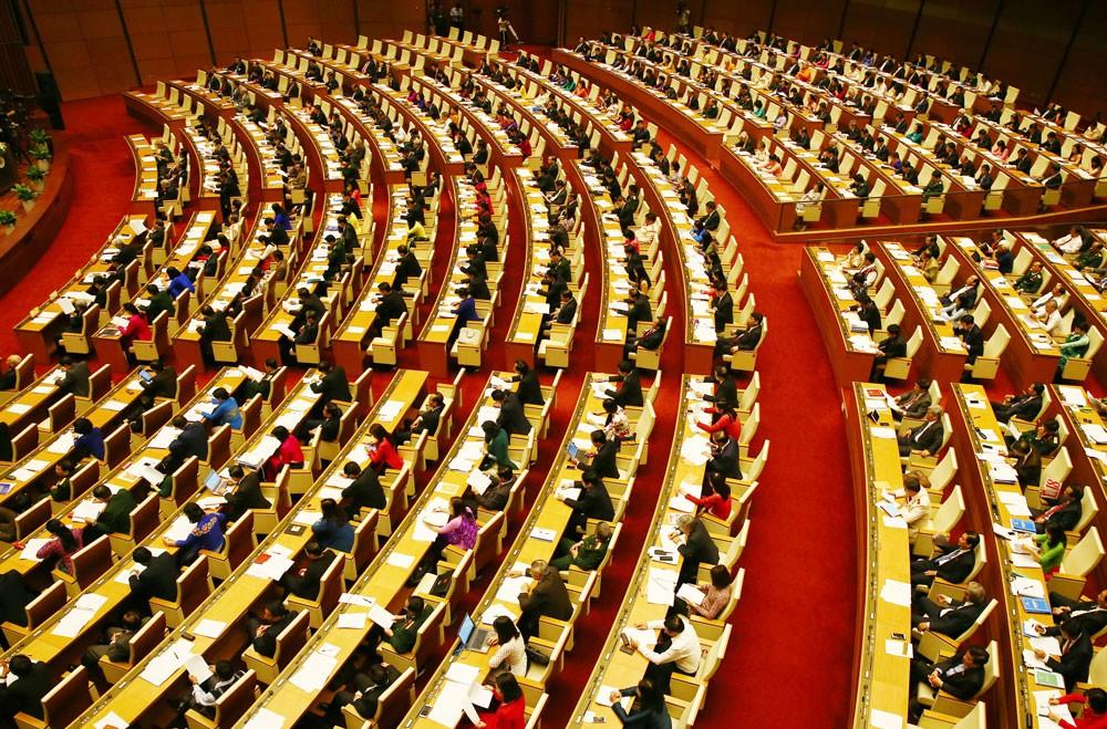 Kỳ họp thứ 6 Quốc hội Khóa XIV dự kiến khai mạc vào cuối tháng 10/2018. Ảnh: Lê Tiên