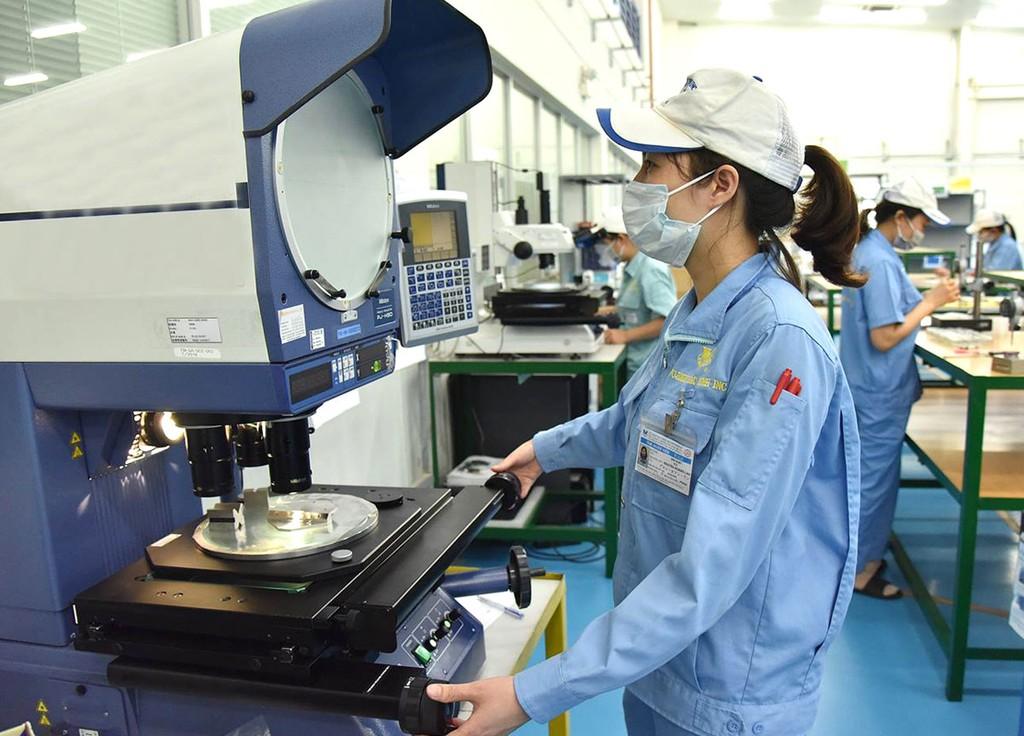 9 tháng năm 2018, Việt Nam thu hút hơn 25 tỷ USD vốn FDI. Ảnh: Đăng Khoa