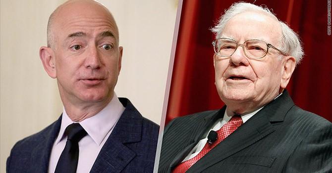 Elon Musk có thể học hỏi điều gì từ Jeff Bezos và Warren Buffett? - ảnh 1