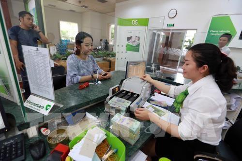 Tỷ giá đồng bảng Anh giảm. Ảnh minh họa: Trần Việt - TTXVN