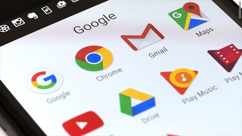 Sự thống trị của Google sau 20 năm thành lập - ảnh 1