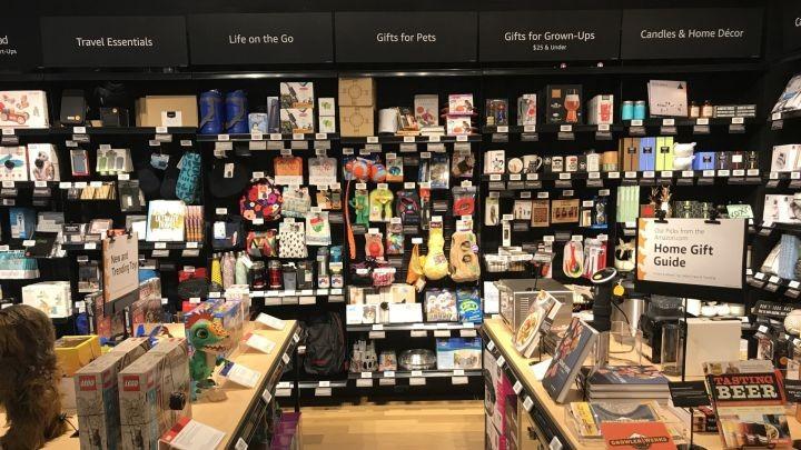 Amazon mở cửa hàng bán lẻ truyền thống tại New York - ảnh 5