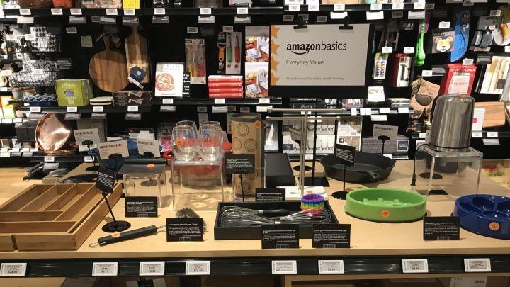 Amazon mở cửa hàng bán lẻ truyền thống tại New York - ảnh 9