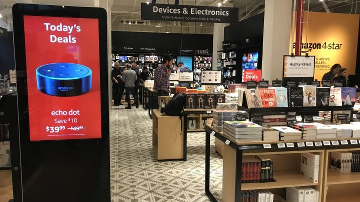 Amazon mở cửa hàng bán lẻ truyền thống tại New York - ảnh 10