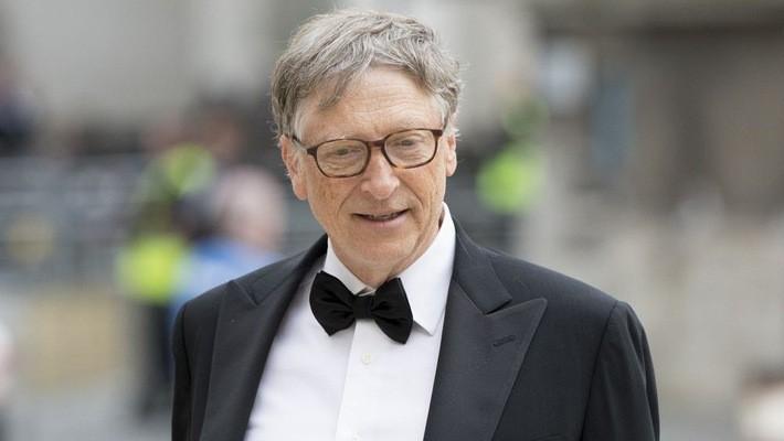 Tỷ phú Bill Gates - Ảnh: Bloomberg.