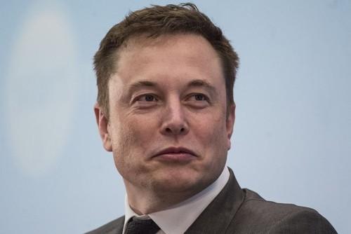 Elon Musk - CEO kiêm đồng sáng lập hãng xe điện Tesla. Ảnh:Bloomberg