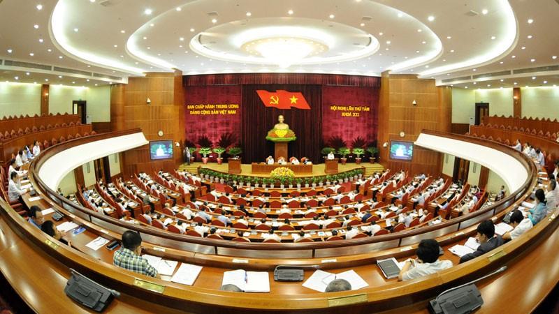 Tổng bí thư được giới thiệu để Quốc hội bầu làm Chủ tịch nước - ảnh 1