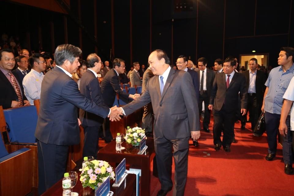 Khai mạc Hội nghị tổng kết 30 năm thu hút FDI - ảnh 2