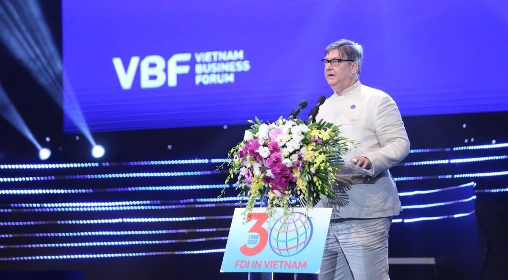 Khai mạc Hội nghị tổng kết 30 năm thu hút FDI - ảnh 8