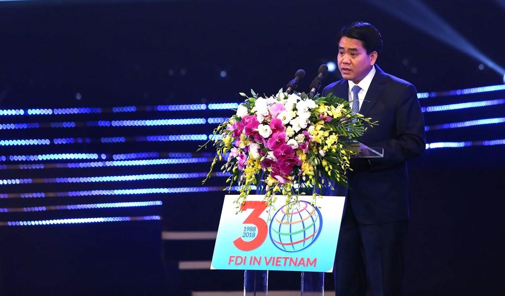 Khai mạc Hội nghị tổng kết 30 năm thu hút FDI - ảnh 11