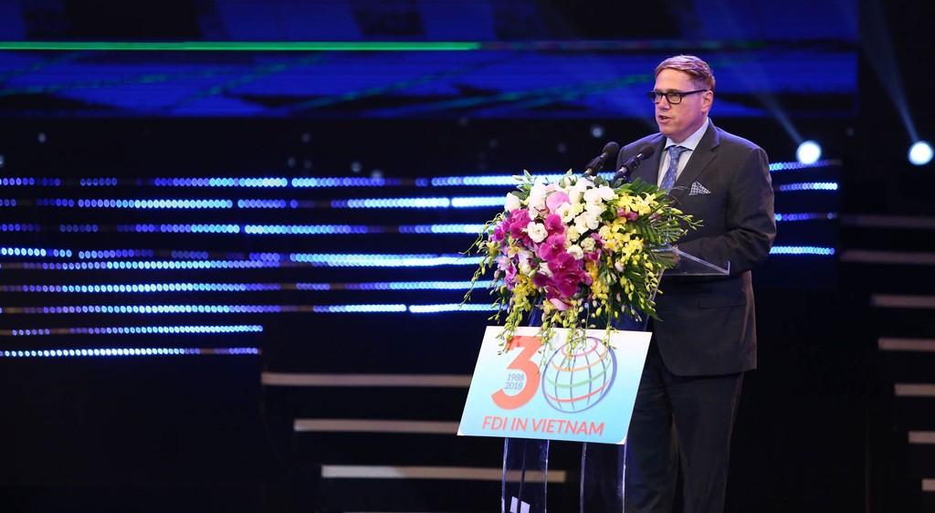 Khai mạc Hội nghị tổng kết 30 năm thu hút FDI - ảnh 13