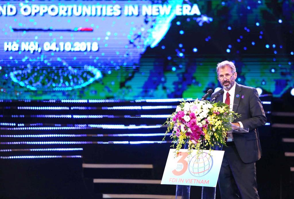 Khai mạc Hội nghị tổng kết 30 năm thu hút FDI - ảnh 14