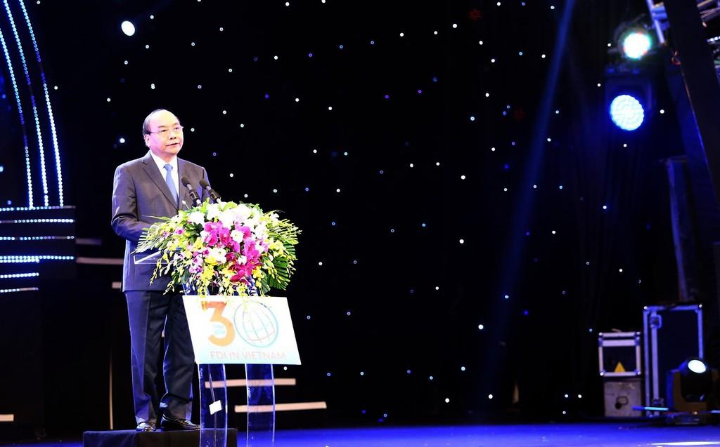 Khai mạc Hội nghị tổng kết 30 năm thu hút FDI - ảnh 16