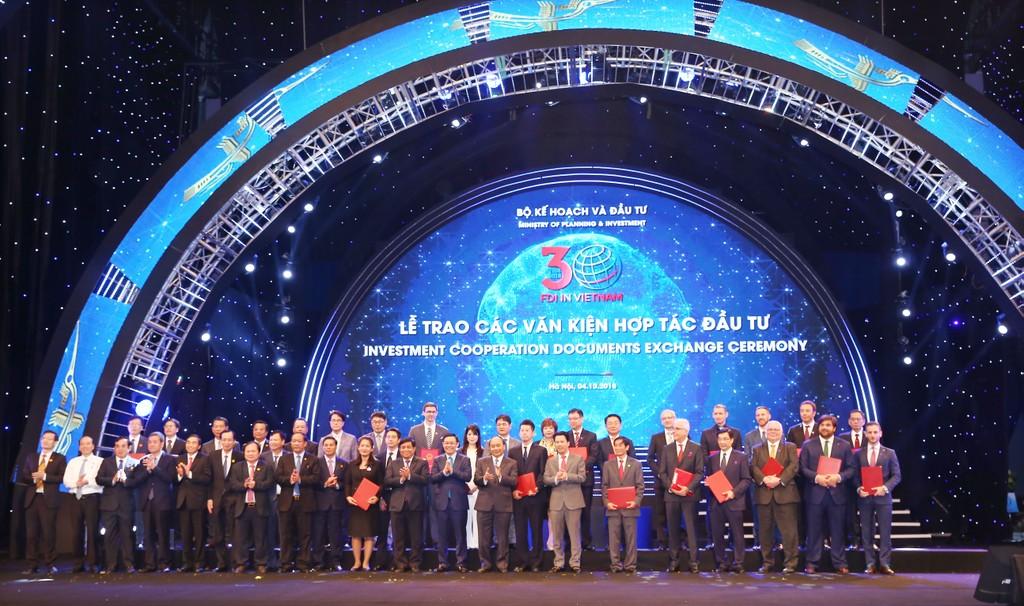 Khai mạc Hội nghị tổng kết 30 năm thu hút FDI - ảnh 21