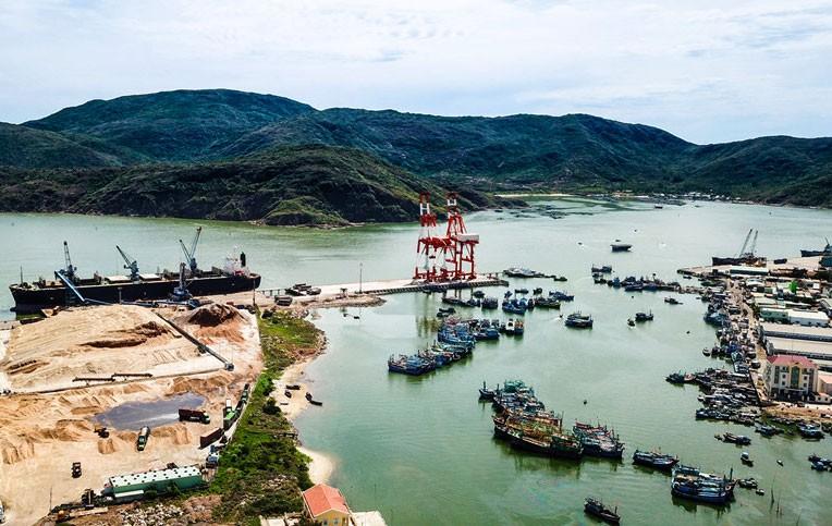 Thanh tra Chính phủ đã chỉ ra nhiều sai phạm nghiêm trọng trong định giá cổ phần hóa Công ty TNHH MTV Cảng Quy Nhơn. Ảnh: Minh Hoàng