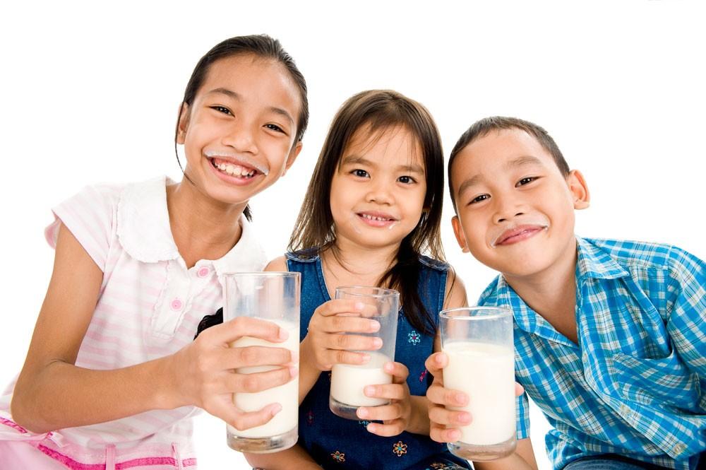 Mục tiêu cải thiện chiều cao cho trẻ em là chủ trương lớn của Chính phủ, yếu tố chất lượng sản phẩm phải đặt lên hàng đầu. Ảnh: Internet