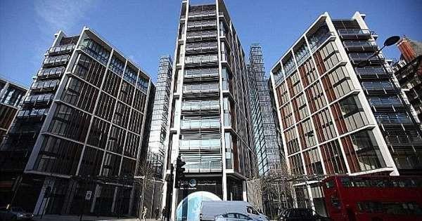Căn hộ penthouse hai tầng ở One Hyde Park vừa được bán với giá 209 triệu USD. (Nguồn: MSN)