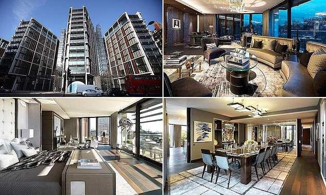 Đại gia giấu mặt chi 209 triệu USD mua căn nhà đắt nhất nước Anh - ảnh 1