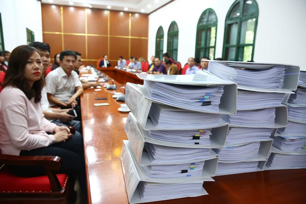 Kịch tính Lễ mở thầu Gói thầu Mua sữa học đường hơn 4.000 tỷ đồng tại Hà Nội - ảnh 6