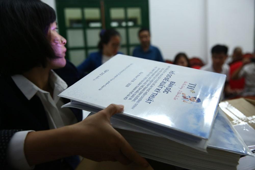 Kịch tính Lễ mở thầu Gói thầu Mua sữa học đường hơn 4.000 tỷ đồng tại Hà Nội - ảnh 5