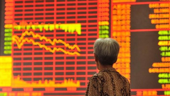 Trong vòng 6 tháng qua, kể từ khi căng thẳng thương mại Mỹ-Trung bắt đầu bùng lên, Shanghai Composite Index đã sụt 19%.