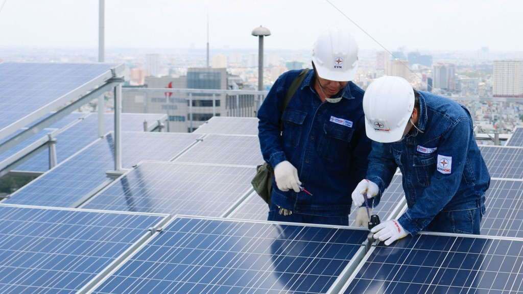 Dự báo số lượng hộ dân tại TP. Hồ Chí Minh đầu tư lắp đặt hệ thống điện mặt trời nối lưới sẽ tăng nhanh trong thời gian tới