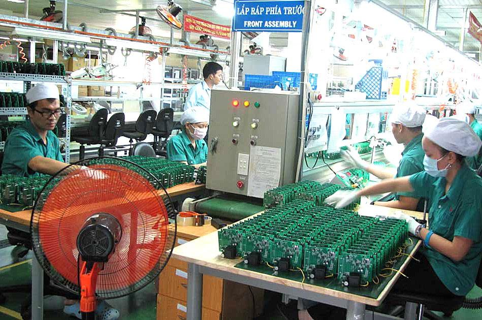 Công ty CP Thiết bị điện VINASINO dự kiến lỗ tới 30 tỷ đồng trong năm 2018. Ảnh: Báo Long An