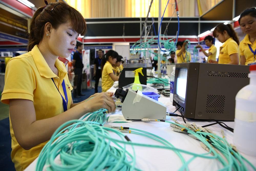 CPTPP mở ra cơ hội để các nhà thầu Việt buộc phải nâng cao năng lực, tăng sức cạnh tranh và các cơ quan quản lý nhà nước phải nâng cao tính minh bạch. Ảnh: Lê Gia Khoa