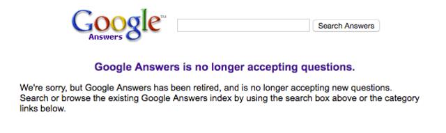 Những sản phẩm đã bị loại bỏ hoặc biến mất của Google - ảnh 1