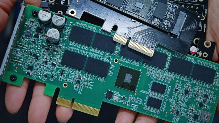 Phát triển ngành sản xuất con chip là một ưu tiên chiến lược của Trung Quốc - Ảnh: Nikkei.