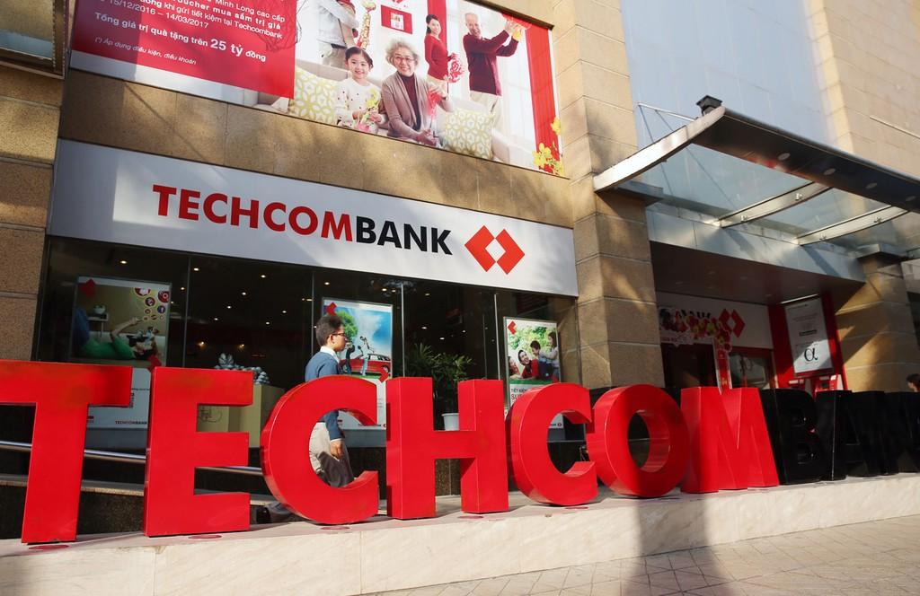 Techcombank là trường hợp đặc biệt được chấp thuận nới room tín dụng năm 2018. Ảnh: Lê Tiên
