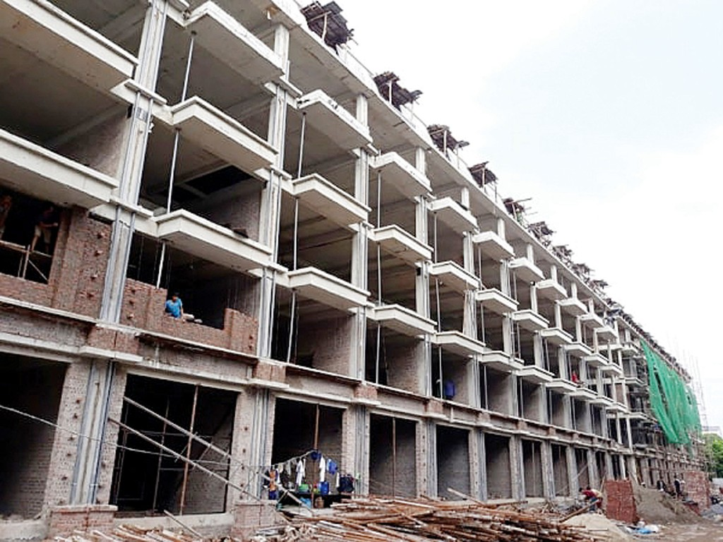 Trách nhiệm đối với những sai phạm của Dự án tại 107 Xuân La thuộc về Bộ Xây dựng và Chủ đầu tư Dự án. Ảnh: Đức Sơn