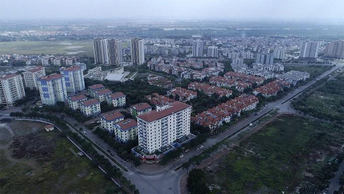 Hệ thống giao thông gần 10.000 tỷ đồng ở quận Long Biên - ảnh 1