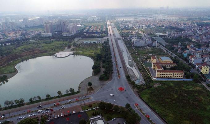 Hệ thống giao thông gần 10.000 tỷ đồng ở quận Long Biên - ảnh 3
