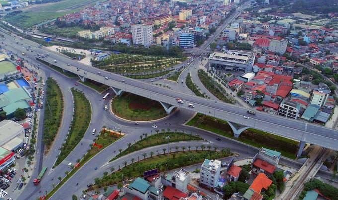 Hệ thống giao thông gần 10.000 tỷ đồng ở quận Long Biên - ảnh 6