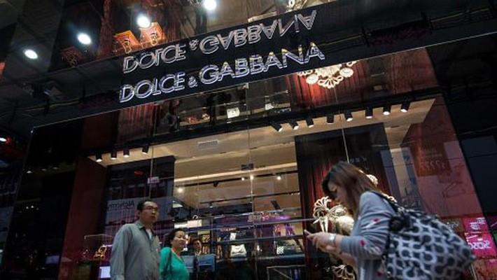 Một cửa hàng Dolce & Gabbana tại Hồng Kông - Ảnh: Getty Images.