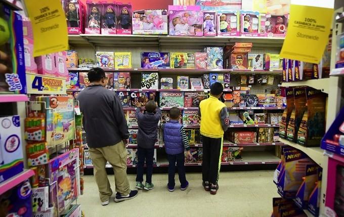 Lễ hội mua sắm Black Friday tại Mỹ bắt đầu - ảnh 15